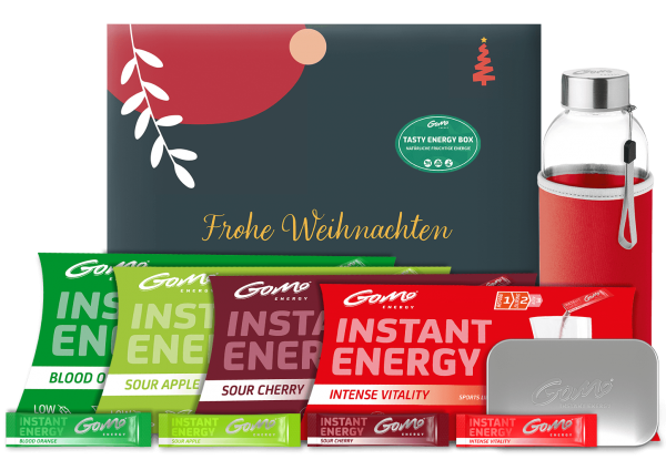 TASTY ENERGY XMAS BOX