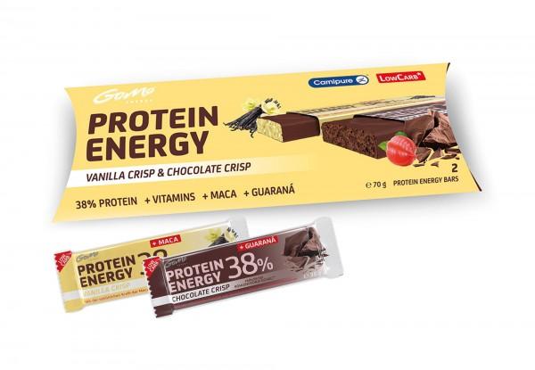 Protein Riegel Mixed Set