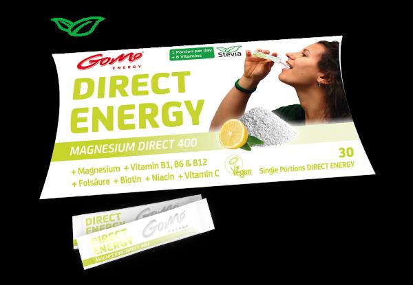 MAGNESIUM direct 400
